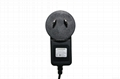 BO-C008 Single lamp charger,KL2.5LM AU miner cap lamp charger