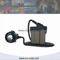 KL12LM  25000lux Mining Caplamp, 4 levels lighting  5