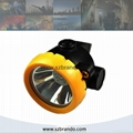 BO-2000 3000Lx Headlamps, Miner's Cap lamp 4