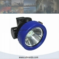 BO-2000 3000Lx Headlamps, Miner's Cap lamp