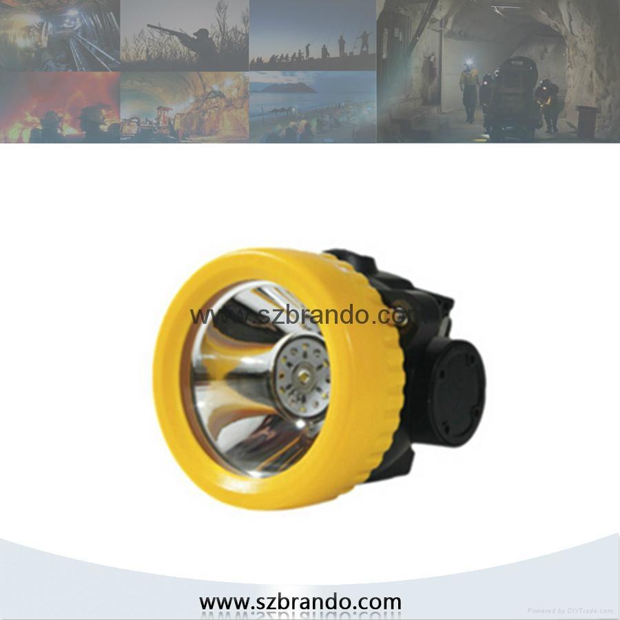 BO-2000 3000Lx Headlamps, Miner's Cap lamp