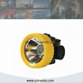 BO-2000 3000Lx Headlamps, Miner's Cap lamp 1