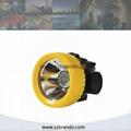 BO-2000 3000Lx Headlamps, Miner's Cap