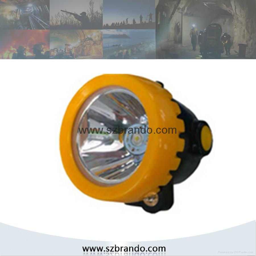 BO-2000 3000Lx Headlamps, Miner's Cap lamp 2