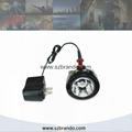 KL2.5LM B 13000Lux Brightness Anti-explosive Miner's Lamp 3