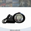 KL2.5LM A Cordless Safety Caplamp with 2.5Ah Li-ion battery 3