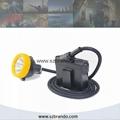KL5LM-C 11000lux Mining Caplamp, Miner's