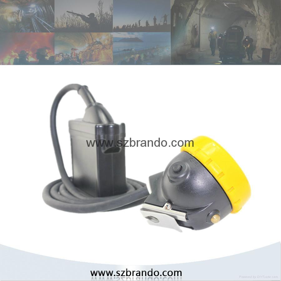 KL5LM-C 11000lux Mining Caplamp, Miner's Cap lamp 2