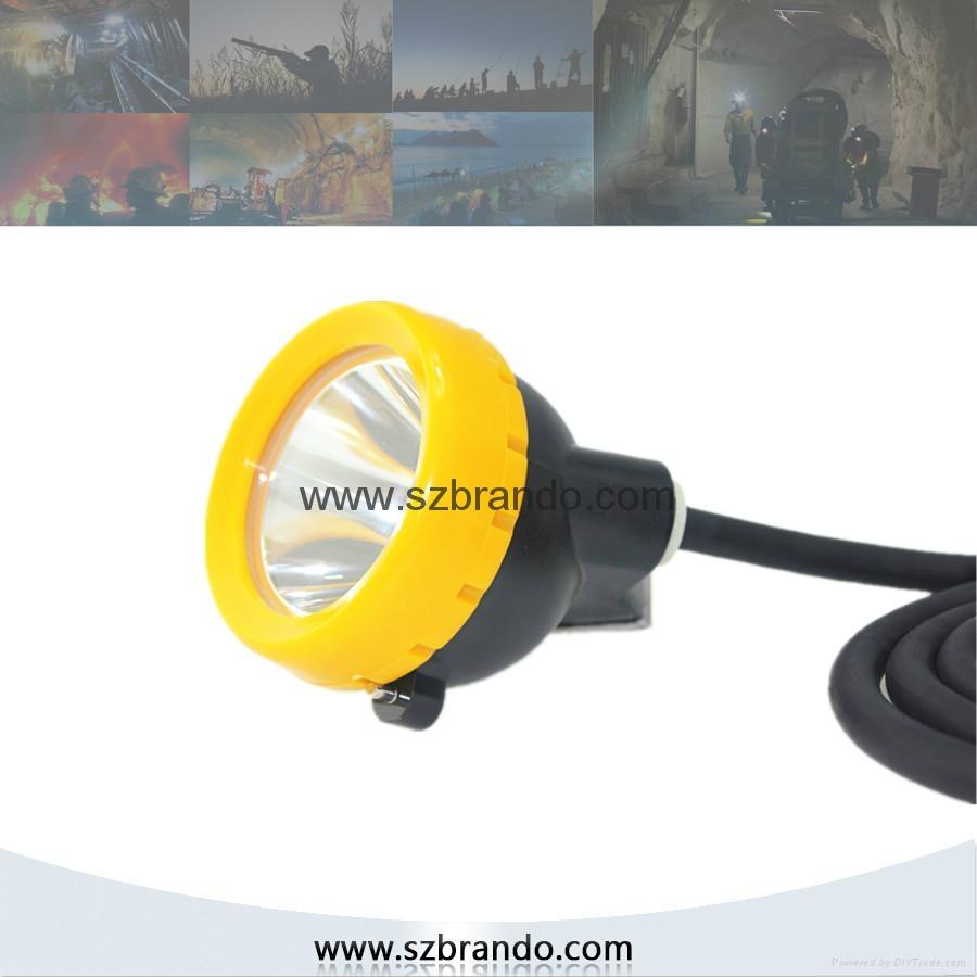 KL5LM-C 11000lux Mining Caplamp, Miner's Cap lamp 4