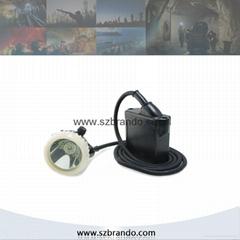 KL5LM-B 10000lux Miner's Caplamp ,