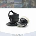 KL5LM-B 10000lux Miner's Caplamp , Mining Caplamp 4