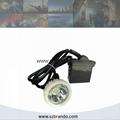 KL5LM-B 10000lux Miner's Caplamp , Mining Caplamp 3