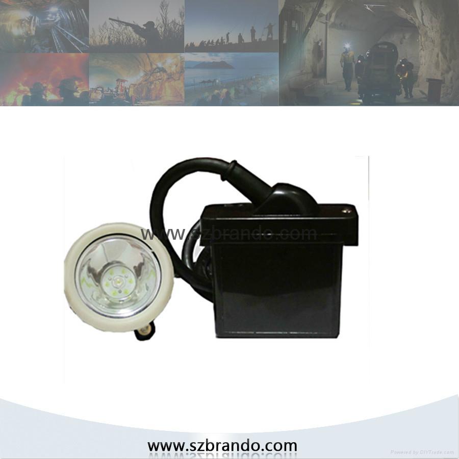 KL5LM-A  4000lux Explosion proof  Miner's Lamp,Coal  Cap lamp 1