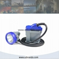 KL7LM B 12000lux Brightness Mining Caplamp. Safety Miner's Lamps