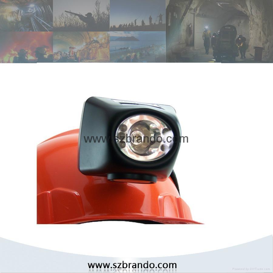 KL4.5LM Digital miner's lamp ,digital cordless mining safety cap lamps 4