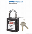 BO-G001 Mini shackle steel Padlock 25mm , Fresh New