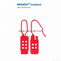 BO-K42 Nylon Lockout HASP, Safety HASP lockout