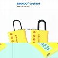BO-K44/K45 Nylon Lockout HASP, Safety HASP lockout