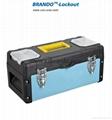 BO-X03 Safety Lock Station , Plastic