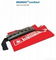 BO-X05 Safety Lockout Bag , lockout center kits