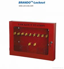 BO-S61 Lockout Kit/ Lockout Cabinet Steel