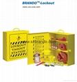 BO-S63 Lockout Kit/ Lockout Cabinet Steel