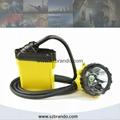 KL12LM  25000lux Mining Caplamp, 4