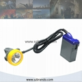 KL7LM A 4000lux Explosion proof  Miner's Lamp,Coal Cap Lamp