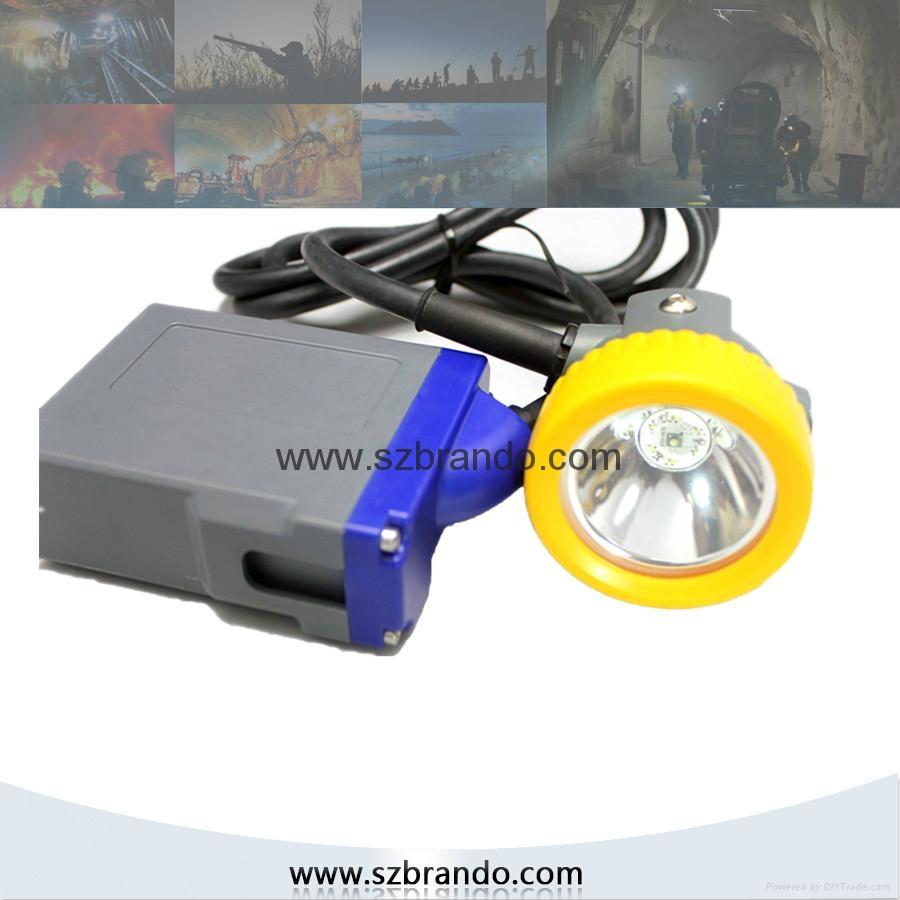 KL7LM A 4000lux Explosion proof  Miner's Lamp,Coal Cap Lamp 6