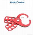 BO-K03/K04  1'' & 1.5'' Economic steel HASP, Safety HASP lockout