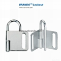 BO-K31 Butterfly HASP lockout , Safety HASP lockout
