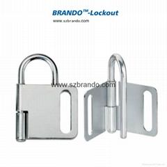BO-K31 Butterfly HASP lockout , Safety HASP lockout