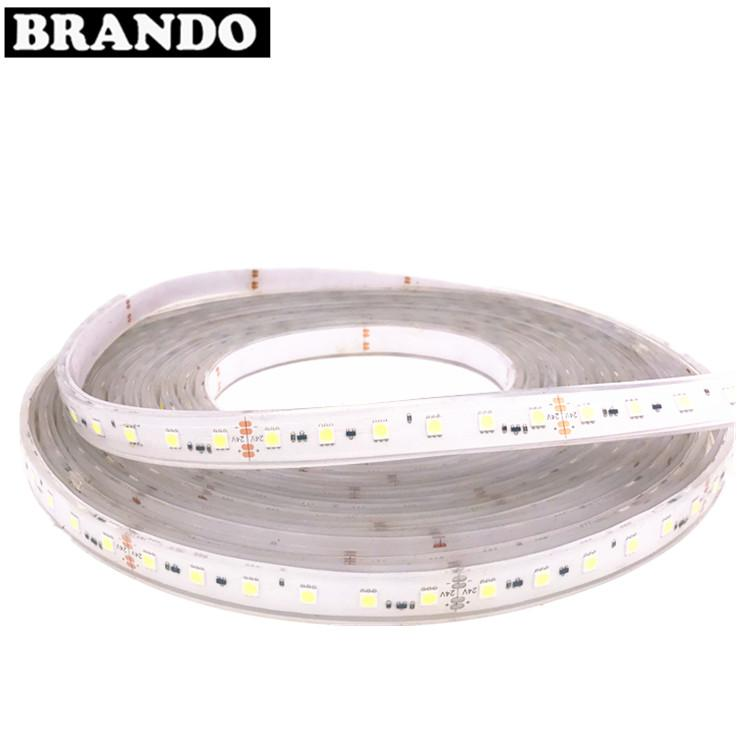 BRANDO NEW SMD5050 Safety LED Flexible Strip Light with IP68 6