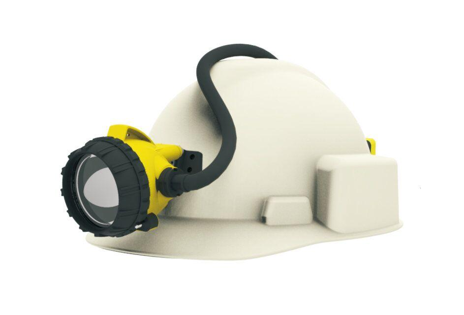 KL12LM-C Explosion-proof Mining Cap Lamp with Camera
