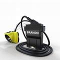BRANDO New Design Corded Mining Light KL6M-D