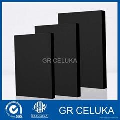 white/black pvc  foam sheet 2mm-25mm pvc