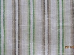 100%linen yarn-dyed