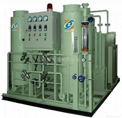 氨分解制氫帶純化裝置
