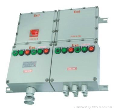 防爆照明動力配電箱 2