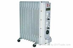 防爆电热油汀取暖器