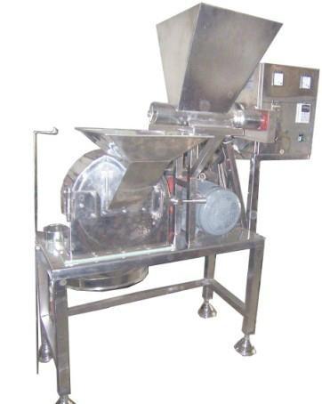 多功能高细度高效率型晶体糖粉机 1