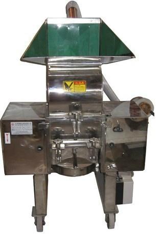 高速高性能不锈钢型切角式粗碎机 1