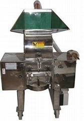 高速高性能不锈钢型切角式粗碎机