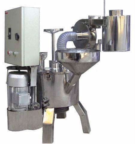高效节能安全型超微磨粉机 1