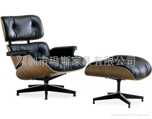 Eames lounge chair ms 05 masi china manufacturer leisure furniture - Eames lounge chair prix ...