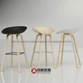 北歐吧台椅酒吧椅HAY about a stool barstool簡約高腳吧凳 2