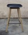 北歐吧台椅酒吧椅HAY about a stool barstool簡約高腳吧凳 3