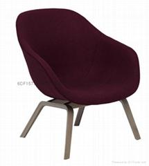瑪斯休閑沙發椅 HAY About a Lounge Chair Low設計師躺椅 洽談椅