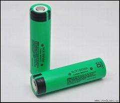 Panasonic NCR18650A  3100 mAh  18650 li-ion battery cell