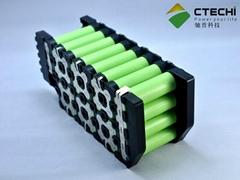 high capacity 55.5V 5.8Ah battery pack for e bike/ebike battery